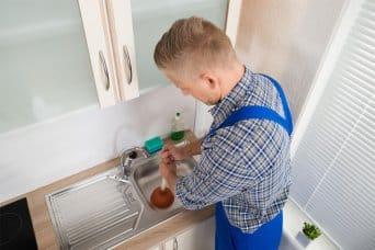 Preventivno otpušavanje sudopere