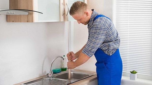 Otpušavanje sudopere