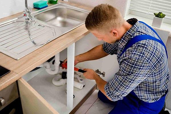 Popravka sifona sudopere